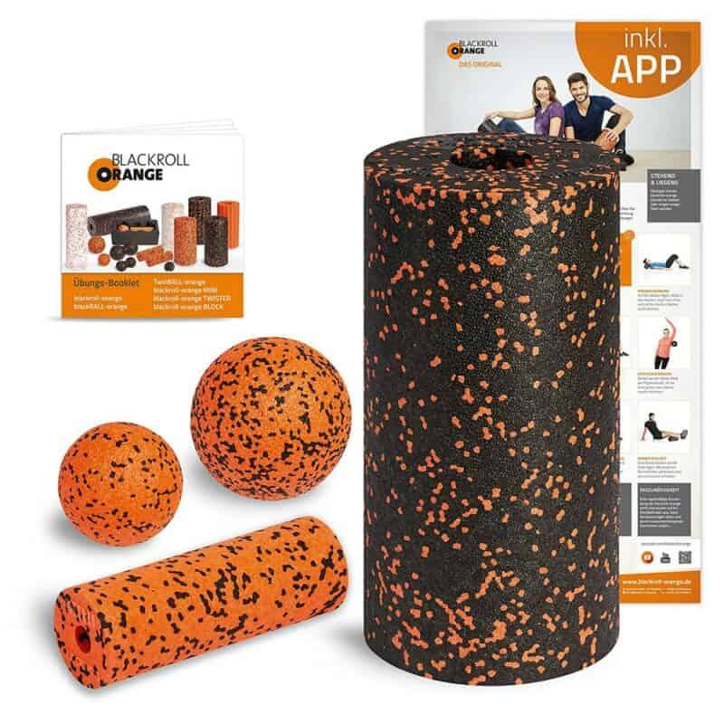 Blackroll orange Starterset Standard