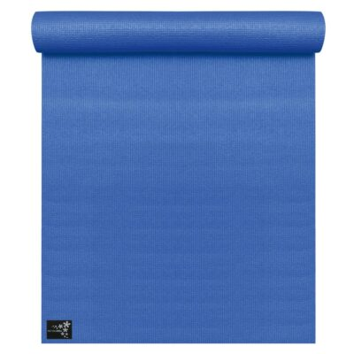 Yogamatte / Turnmatte basic (royal blue)