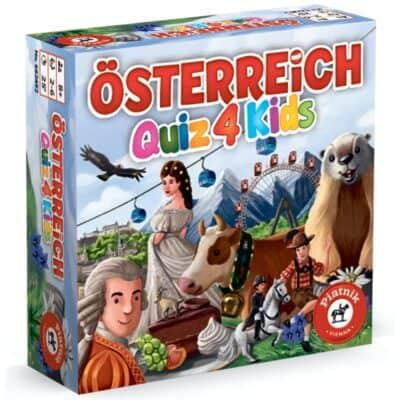 Spiel Österreich-Quiz 4 Kids