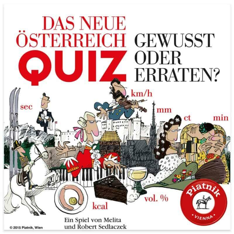 Spiel Das neue Österreich-Quiz
