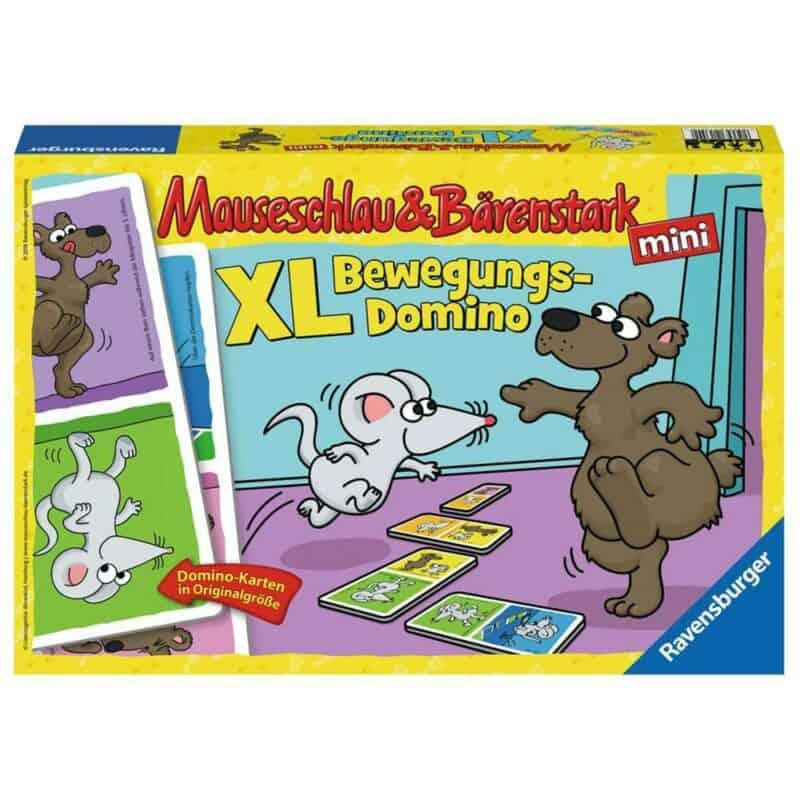Spiel Mauseschlau Bärenstark