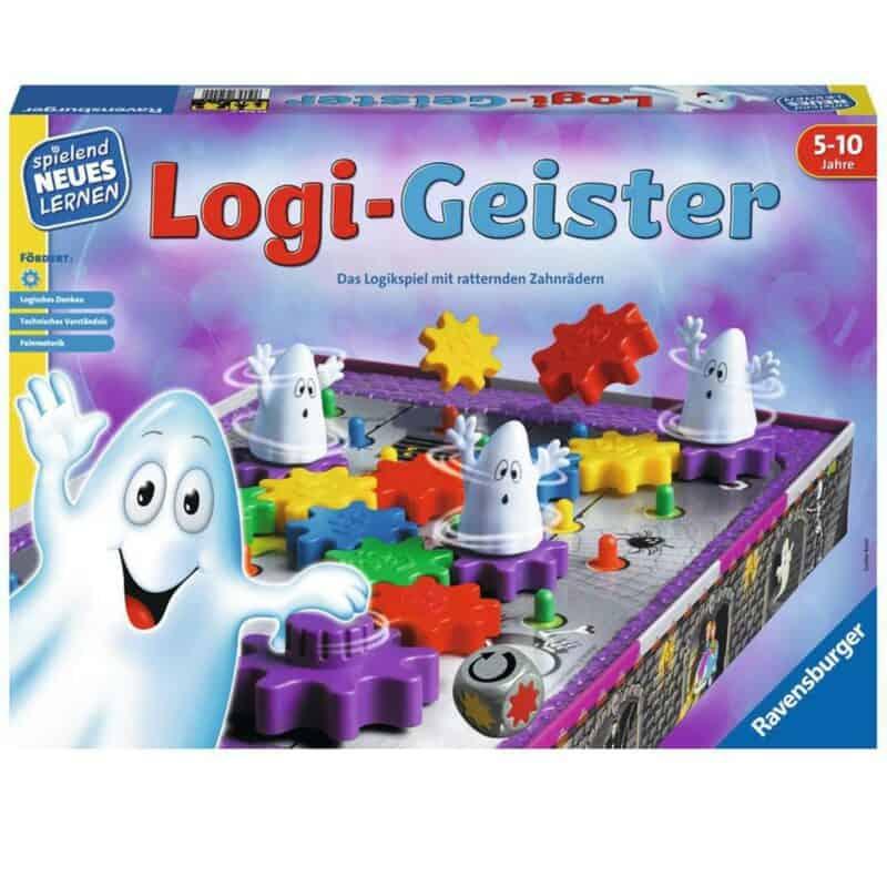 Spiel Logi Geister