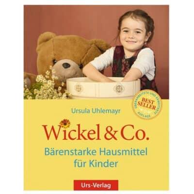 """Buch: """"Wickel & Co - Bärenstarke Hausmittel für Kinder"""""""