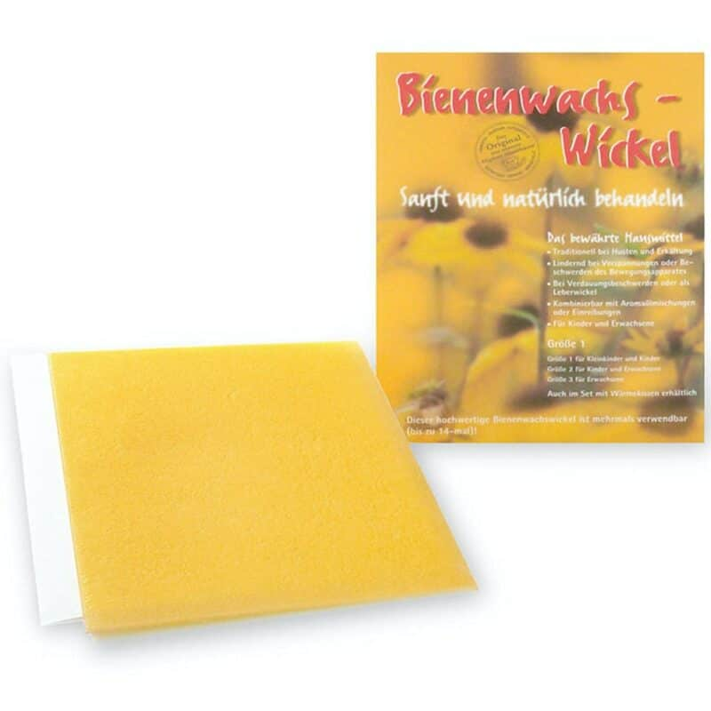 Bienenwachswickel (Gr. 1)