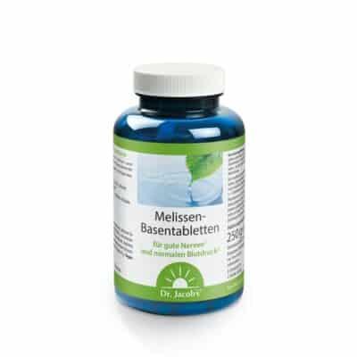 Melissen-Basentabletten