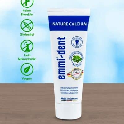"""Zahnpasta """"Nature Calcium"""""""