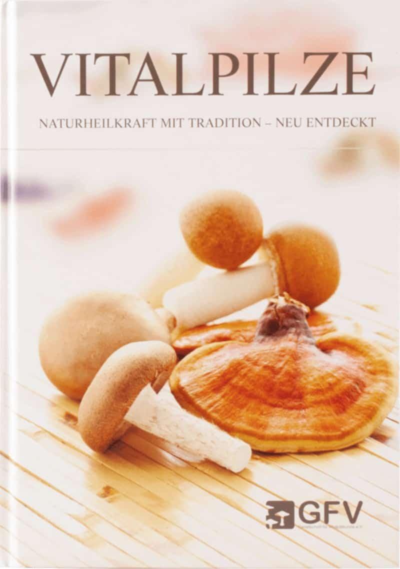 Buch: Vitalpilze
