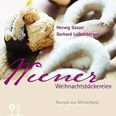 Buch: Wiener Weihnachtsbaeckereien