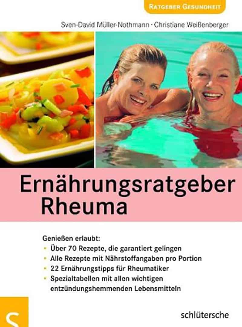 Buch Ernaehrungsratgeber Rheuma