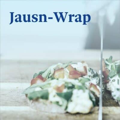Jausn-Wrap (Bienenwachstuch)