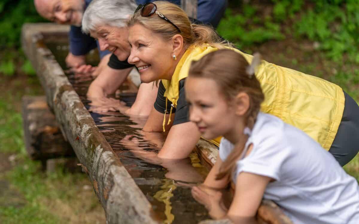 Kneippen als UNESCO Kulturerbe anerkannt