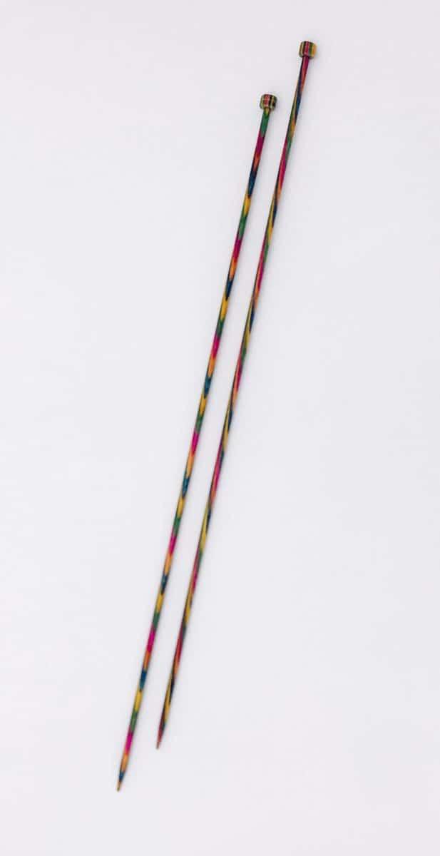 """Knitpro"" Holzstricknadeln 35cm / 3,5mm"