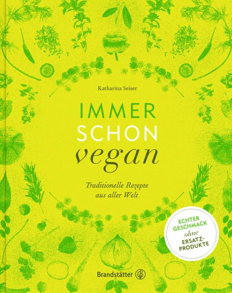 """Buch: """"Immer schon vegan"""""""