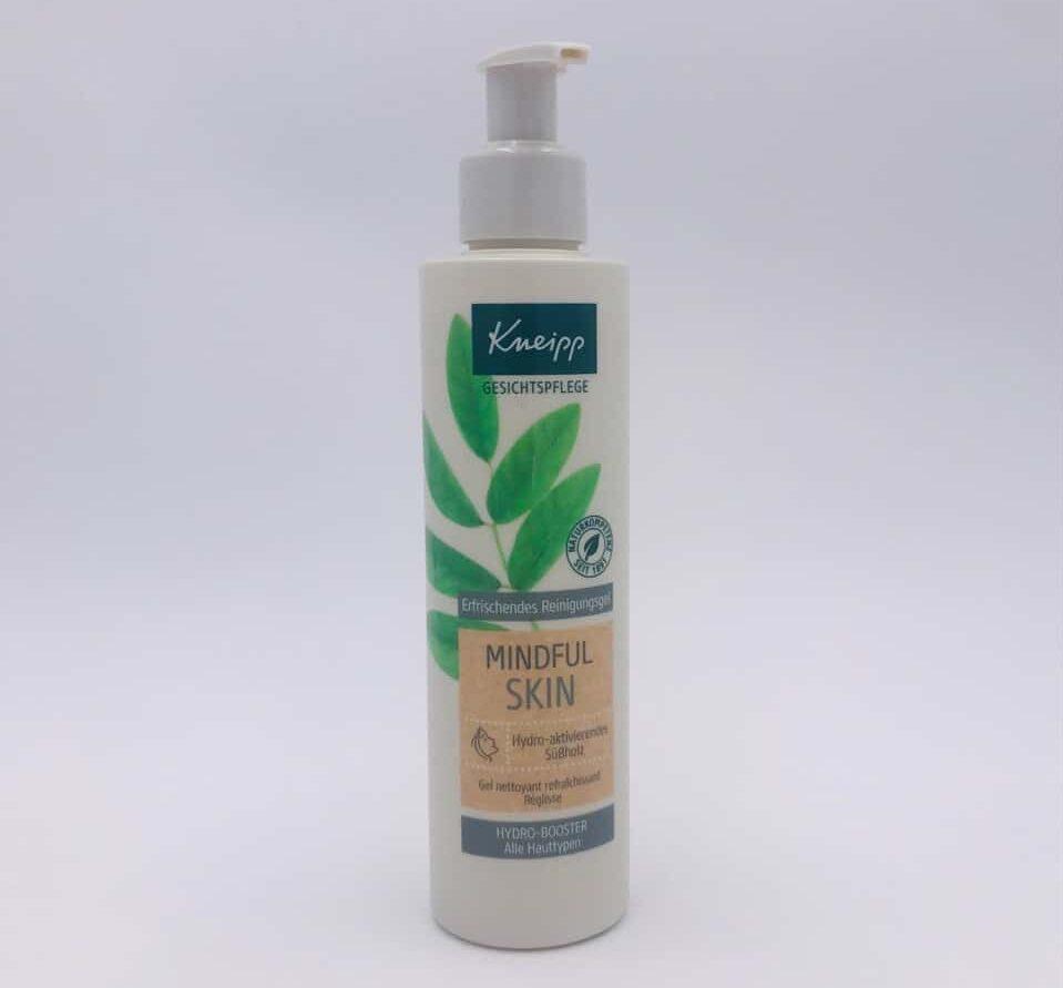 Mindful Skin Erfrischendes Reinigungsgel