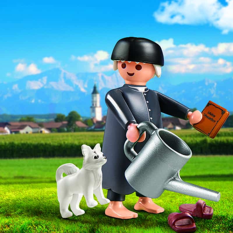 "Playmobil Spielfigur ""Sebastian Kneipp"""
