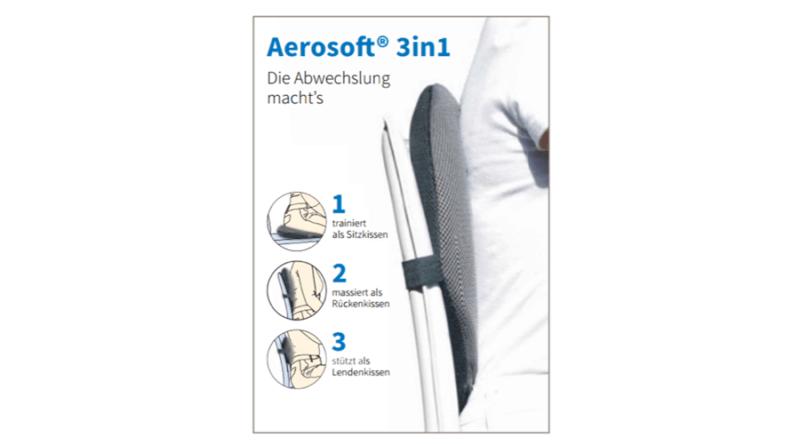 Aerosoft 3-in-1 die Abwechslung machts