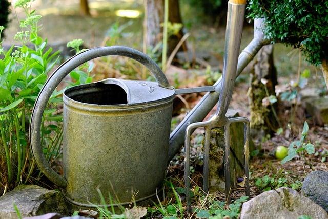 Gesunder Rücken und Gartenarbeit?