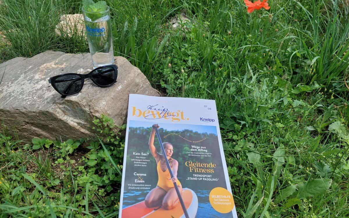 Lesestoff für heiße Sommertage